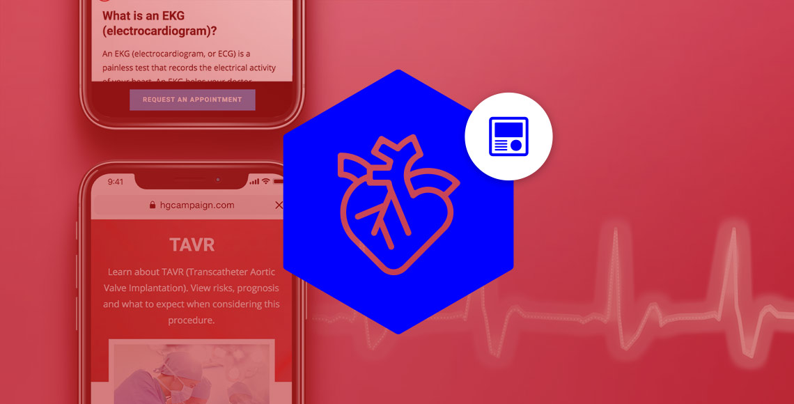 Heart Care Package Site